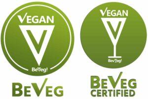 Logos_BeVeg